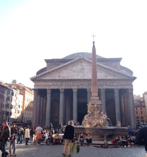 The Pantheon and That Figurative Space in Schools
